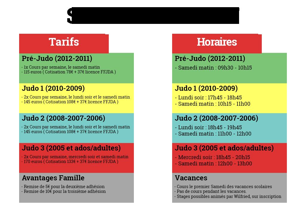 2016-2017 - Horaires-Tarifs